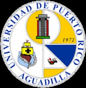 University of Puerto Rico at Aguadilla - Image: The University of Puerto Rico at Aguadilla logo