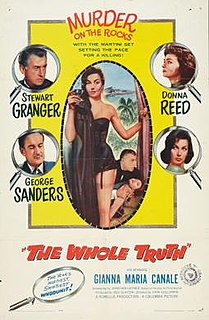 <i>The Whole Truth</i> (1958 film) 1958 film by John Guillermin