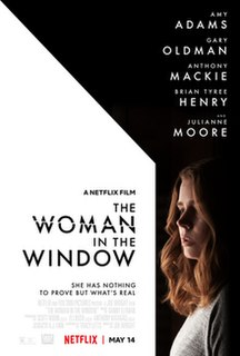 <i>The Woman in the Window</i> (2021 film) Psychological thriller by Joe Wright