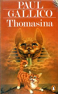 <i>Thomasina, the Cat Who Thought She Was God</i> book by Paul Gallico