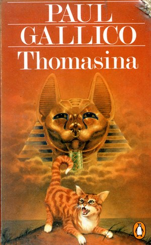 Thomasina The Cat Who Thought She Was God