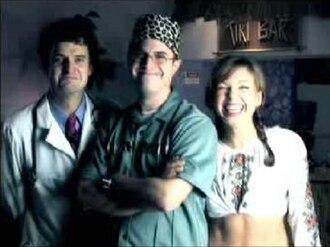 Tiki Bar TV - Image: Tiki Bar TV characters