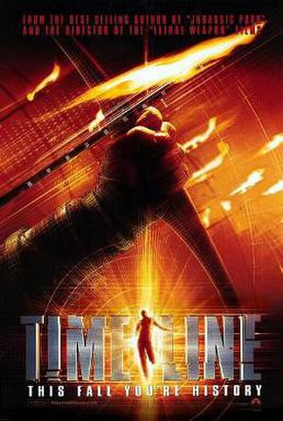 Picture of a movie: Timeline