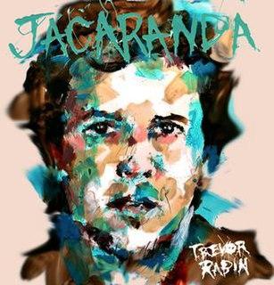 <i>Jacaranda</i> (album) 2012 studio album by Trevor Rabin