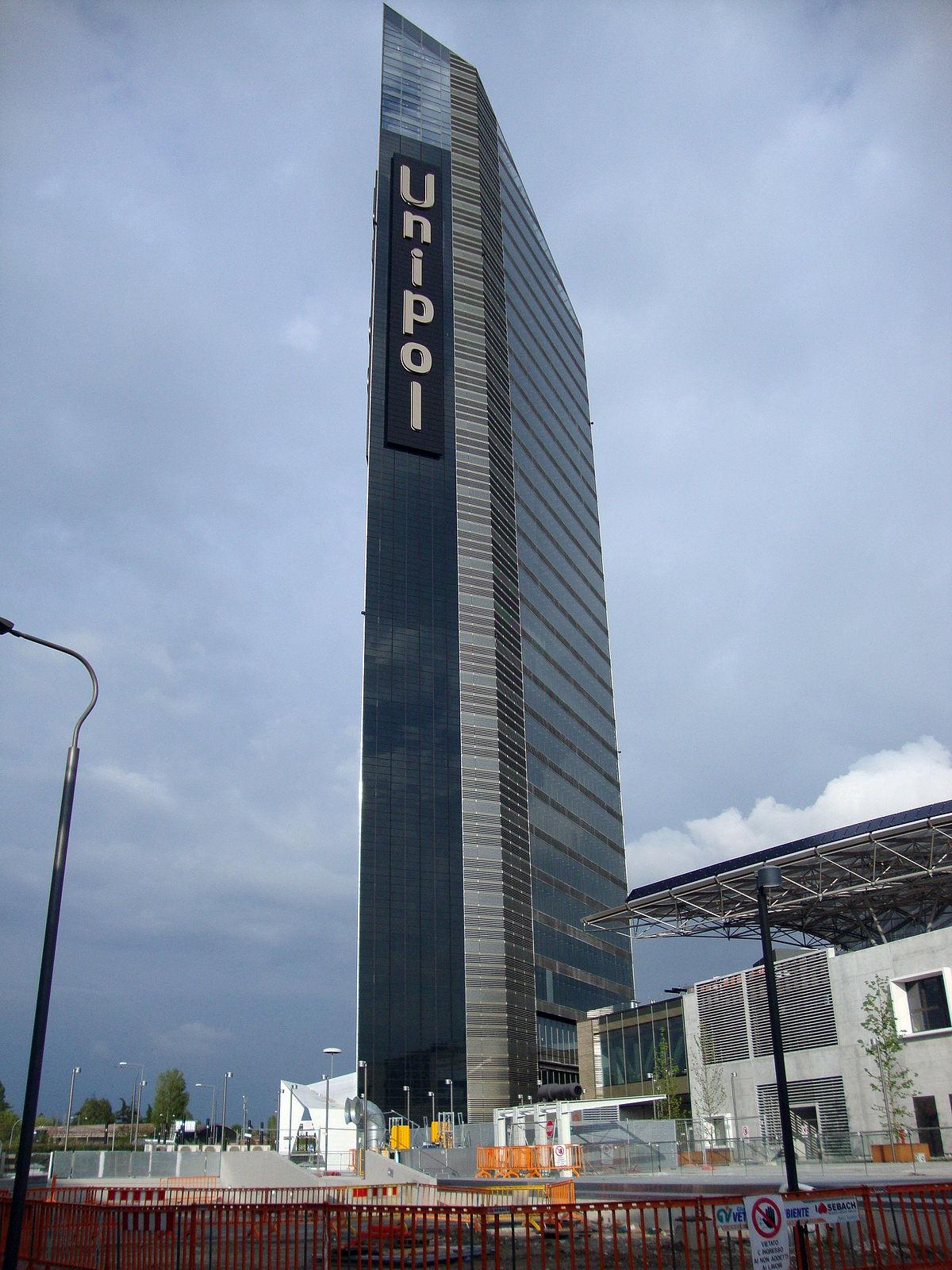 Unipol Tower Wikipedia