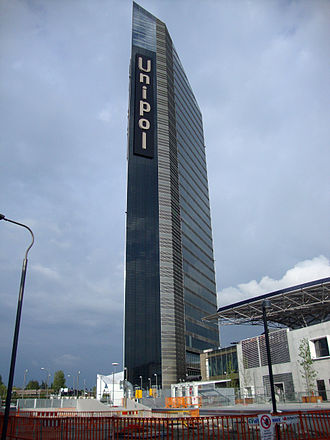 Unipol Tower - Image: Unipol Tower 1