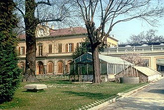 University of Turin - Botanic Gardens.