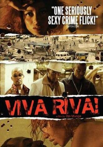 Viva Riva! - US Film poster