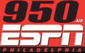 WKDN (AM) - Logo for 950 ESPN