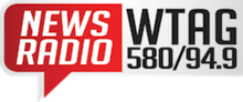 WTAG NewsRadio 580 and 94.9 logo.png