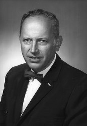 Walter Adams (economist) - Walter Adams, official press release photo as president, April 1969.
