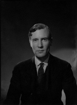 William Fletcher-Vane, 1st Baron Inglewood - Fletcher-Vane in 1949