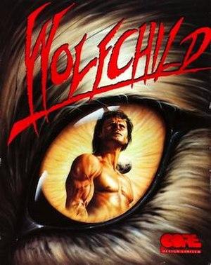 Wolfchild - Wolfchild cover art