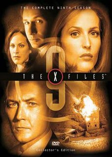 <i>The X-Files</i> (season 9) season of  television series