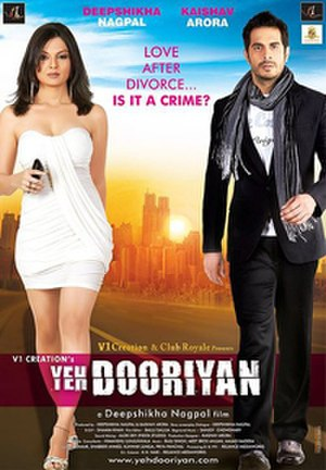 Yeh Dooriyan - Theatrical Release Poster