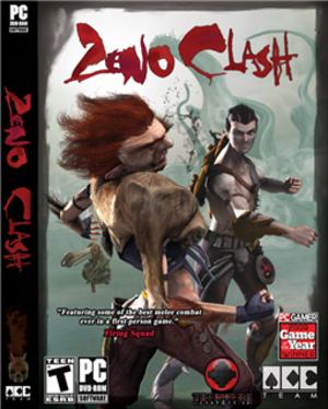 Zeno Clash - North American Microsoft Windows cover