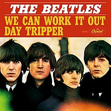 The Beatles — We Can Work It Out (studio acapella)