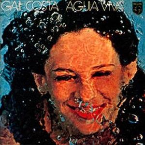 Água Viva (album) - Image: Água Viva album cover art