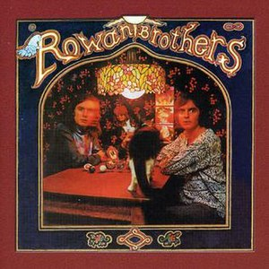 The Rowan Brothers - Image: 1972 brothers
