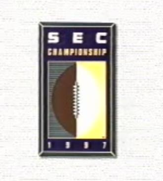 1997 SEC Championship Game - 1997 SEC Championship logo.