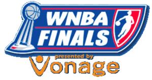 2006 WNBA Finals - Image: 2006 WNBA Finals logo