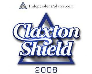 2008 Claxton Shield