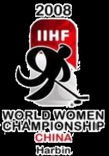 2008 IIHF Womens World Championship