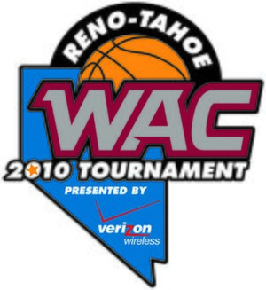 2010 WAC Men's Basketball Tournament - Tournament Logo