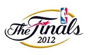 2012 NBA Finals - Image: 2012 NBA Finals Logo