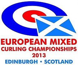 2013 European Mixed Curling Championship