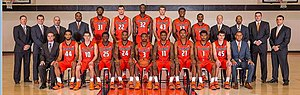"2014–15 Illinois Fighting Illini men's basketball team - ""2014-15 Fighting Illini men's basketball team"""