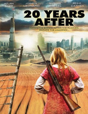 20 Years After - Theatrical release poster