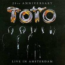 Live in Amsterdam (Toto album) - Wikipedia