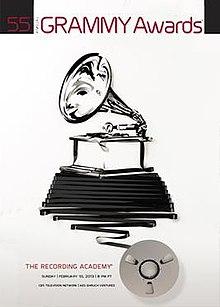 55e Grammy Awards Official poster.jpg