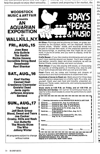 Woodstock - Image: 6908 woodstock ad