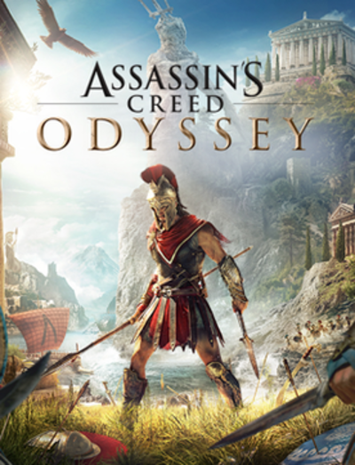 Picture of a game: Assassin's Creed Odyssey