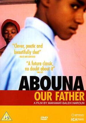 Abouna - DVD cover