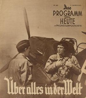 <i>Above All Else in the World</i> 1941 film