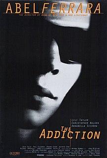 <i>The Addiction</i> 1995 American horror film