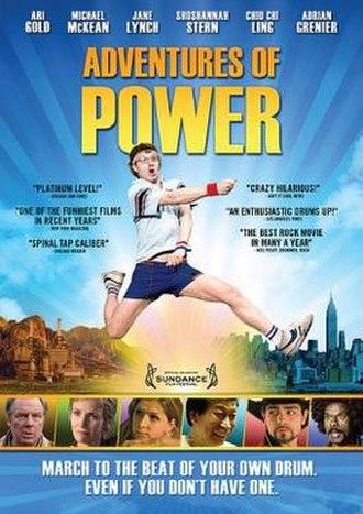 Adventures of Power - Image: Adventures of Power