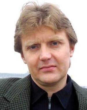 Alexander Litvinenko - Litvinenko in 2002
