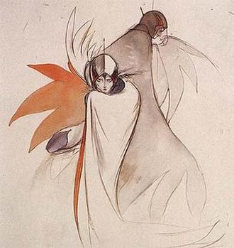 Yoshitaka Amano - Amano's design work for early anime series such as Gatchaman drew inspiration from Western comic books.