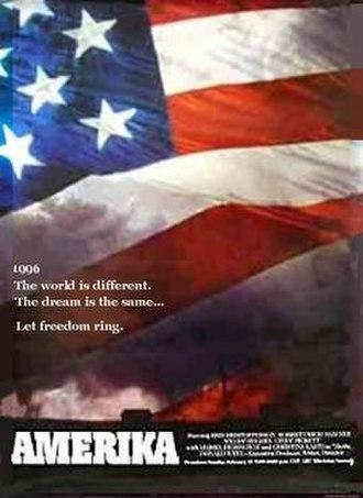 Amerika (miniseries) - Image: Amerika (TV miniseries) promo
