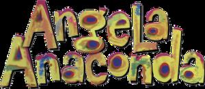 Angela Anaconda - Image: Angela Anaconda Logo