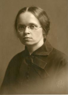 Anna Bērzkalne Latvian teacher and folklorist