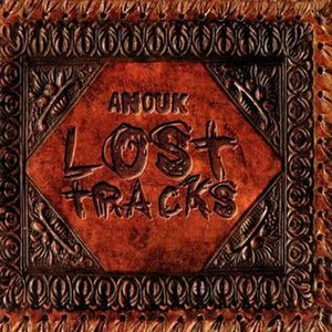 Lost Tracks (Anouk album) - Image: Anouk Lost Tracks cover