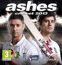 Ashes Cricket 2013 Wikipedia