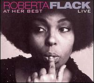 At Her Best – Live - Image: At her best (album cover)