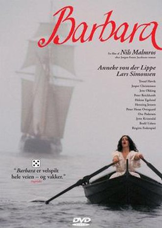Barbara (1997 film) - DVD release cover