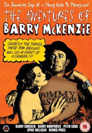 The Adventures of Barry McKenzie - UK 30th Anniversary DVD